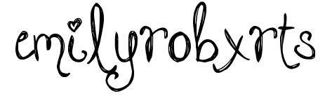 emilyrobxrts logo