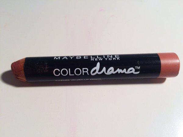 color drama nude