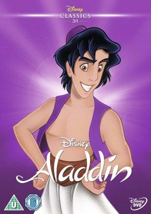 aladdin limited edition dvd