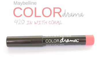 maybelline color drama velvet lip pencil 420 in with coral review swatch beauty blog new bild 4_bearbeitet-1
