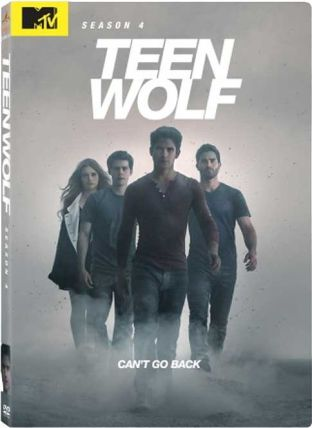 teen wold series four dvd