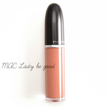mac lady be good