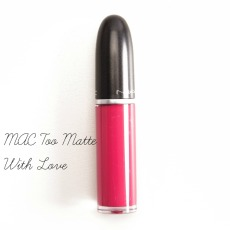 mac too matte with love