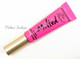 too faced melted fuchsia