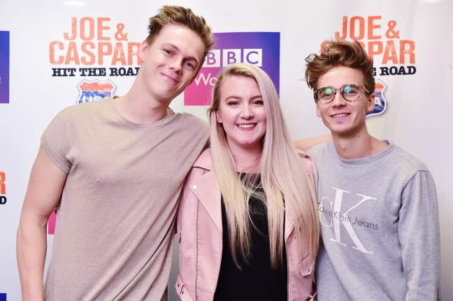 Joe and caspar hit newcastle emilyrobxrts if youve read previous posts of mine youll know that im all about teaminternet and love nothing more than witnessing people i am inspired by do amazing m4hsunfo